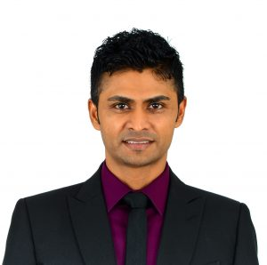 Dinesh Kabeera - Risk Manager